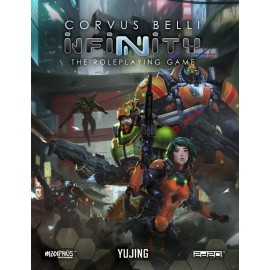 Infinity - Yu Jing - RPG