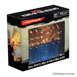 Dungeons & Dragons - Spell Effects: Wall of Fire & Wall of Ice