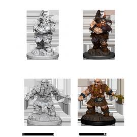 D&D Nolzur's Marvelous Miniatures: Male Dwarf Barbarian