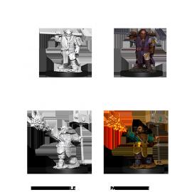 D&D Nolzur's Marvelous Miniatures - Male Dwarf Cleric