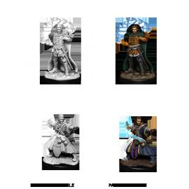 D&D Nolzur's Marvelous Miniatures - Male Human Wizard