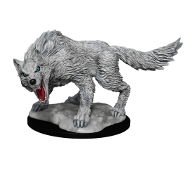 D&D Nolzur's Marvelous Miniatures - Winter Wolf