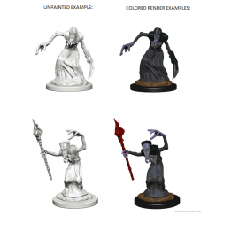 D&D Nolzurs Marvelous Miniatures: Mind Flayers