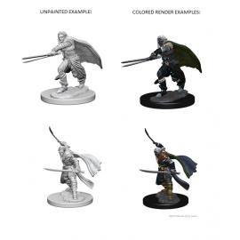 D&D Nolzurs Marvelous Miniatures: Elf Male Ranger
