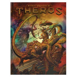 Dungeons & Dragons Next Mythic Odysseys of Theros Alternate Cover