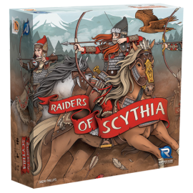 Raiders of Scythia - Board Game