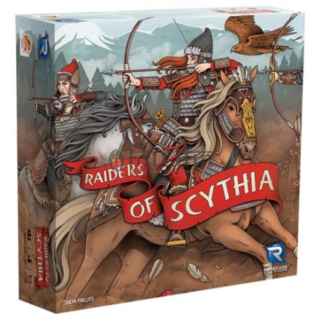 Raiders of Scythia - Board Game