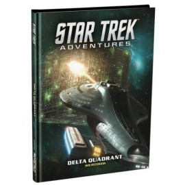 Star Trek Adventures - Delta Quadrant - RPG