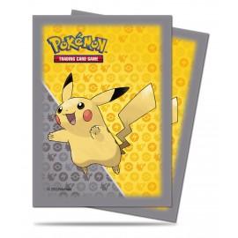 Pokémon Pikachu Grey deckprotectorsleeves piece (65ct)