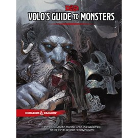 Dungeons & Dragons Next Volo's Guide to Monsters