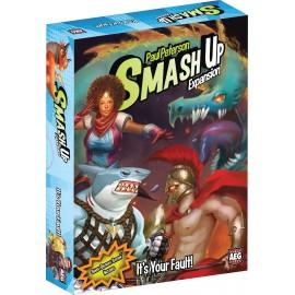Smash Up It's Your Fault