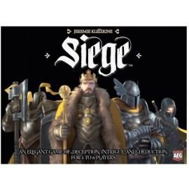 Siege card game