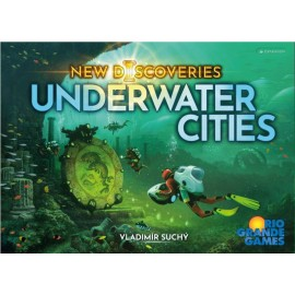 Underwater Cities New discoveries expansion FR
