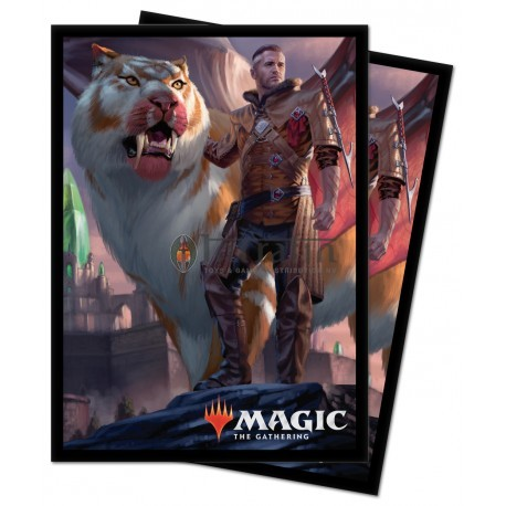 MTG Ikoria V1 100ct Deck Protector sleeves