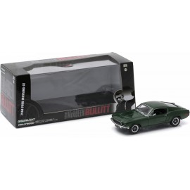 Bullitt (1968) - 1968 Ford Mustang GT Fastback 1::43
