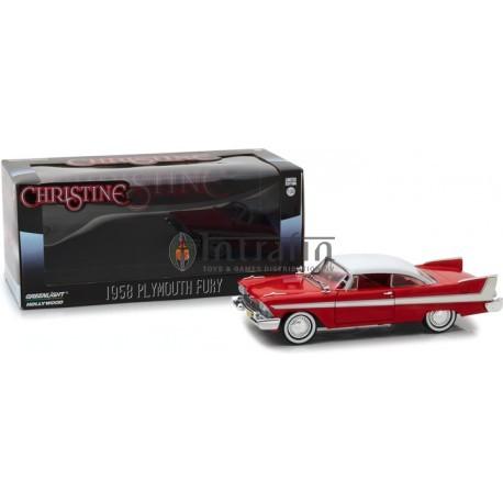 Christine (1983) - 1958 Plymouth Fury -1:24