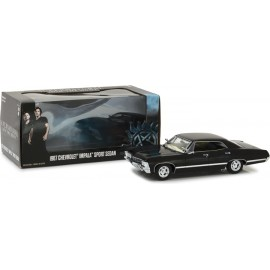 Supernatural (2005-Current TV Series) - 1967 Chevrolet Impala Sport Sedan 1:24