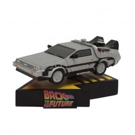 Back to the Future - Delorean - Premium Motion Statue