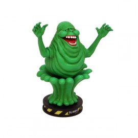 Ghostbusters - Slimer - Premium Motion Statue