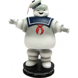Ghostbusters - Stay Puft - Premium Motion Statue with Swappable heads