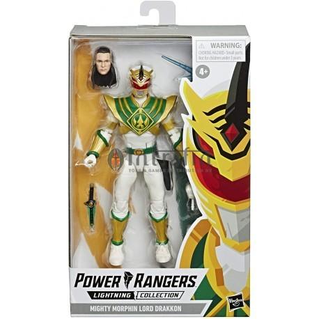 Power Rangers Lightning Collection Lord Drakkon 6-Inch Figurine