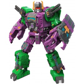 Transformers Generations War for Cybertron: Earthrise Titan Scorponok Triple Changer Action Figure