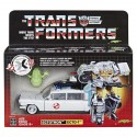 Ghostbusters TRANSFORMERS ECTO-1 35th ann.
