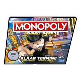 Monopoly Turbo Belgique French/Dutch