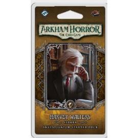 Harvey Walters Investigator Starter Deck Arkham Horror LCG Exp