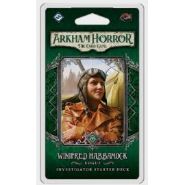 Winifred Habbamock Investigator Starter Deck Arkham Horror LCG Exp