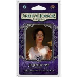 Jacqueline Fine Investigator Starter Deck Arkham Horror LCG Exp