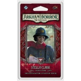 Stella Clark Investigator Starter Deck Arkham Horror LCG Exp