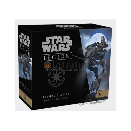 Star Wars: Republic AT-RT Unit Expansion