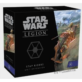Star Wars: STAP Riders Unit Expansion