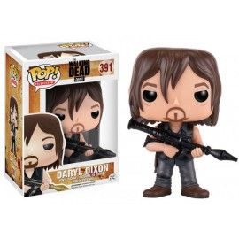Television 391 POP - The Walking Dead - Daryl Rocket Launcher