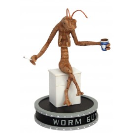 Men in Black - Worm Guy Shakems - Premium Motion Statue