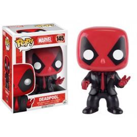 Marvel 145 POP - Deadpool in Suit & Tie LTD