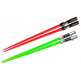 Star Wars Darth Vader & Luke Skywalker Lightsaber Chopsticks