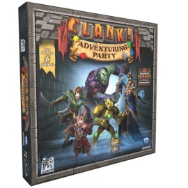 Clank! Adventuring Party! Boardgame expansion