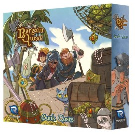 Bargain Quest Sunk Costs Boardgame expansion
