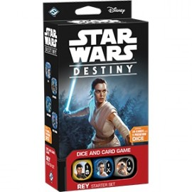 Awakenings: Star Wars Destiny Rey Starter Set