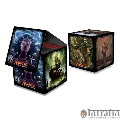 Magic The Gathering CUB3 Box featuring Brainstorm