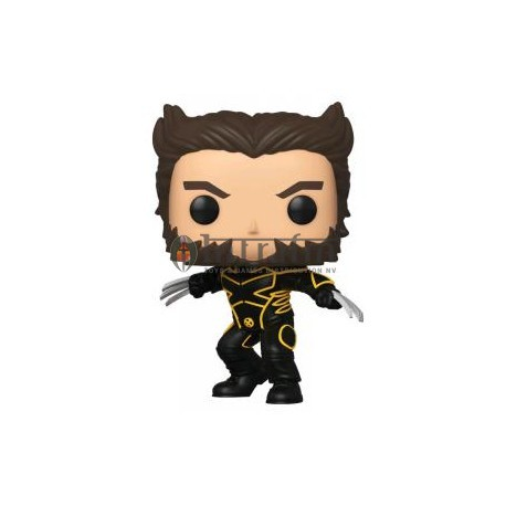 Marvel:637 X-Men 20th -Wolverine In Jacket