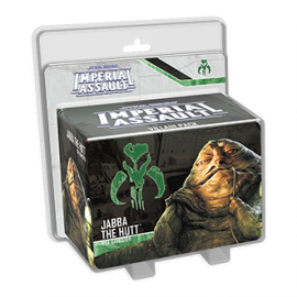 Star Wars Imperial Assault Jabba the Hutt Villain Pack