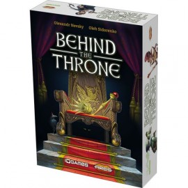Behind the Throne card game
