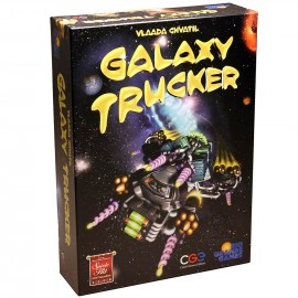 Galaxy Trucker boardgame EN