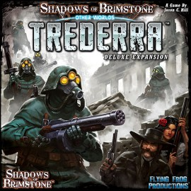 Shadows of Brimstone Trederra Deluxe Otherworld Expansion