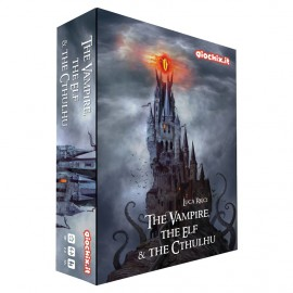 The Vampire, the Elf and the Cthulhu boardgame