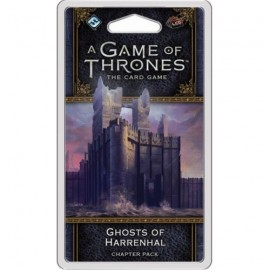 A Game of Thrones LCG 2nd Ed Ghosts of Harrenhall Chapter Pack