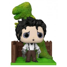 POP Deluxe Edward Scissorhands - Edward & Dino Hedge